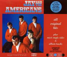 Jay & The Americans: Masterworks, 3 CDs