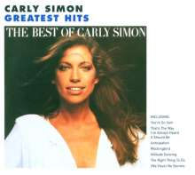 Carly Simon: The Best Of Carly Simon Vol. 1, CD