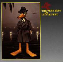 Little Feat: As Time Goes By - The Very Best, CD