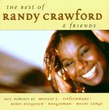 Randy Crawford (geb. 1952): The Best Of Randy Crawford & Friends, CD