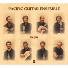 Pacific Guitar Ensemble - Begin, CD