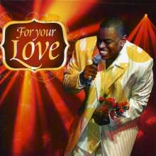 Charles Sir Jones: For Your Love Best Of Sir Char, CD