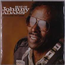 Johnny Adams: Best Of Johnny Adams - New Orleans Tan Canary, 2 LPs