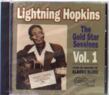 Sam Lightnin' Hopkins: The Gold Star Sessions Vol.1, CD