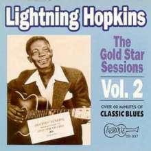 Sam Lightnin' Hopkins: The Gold Star Sessions Vol.2, CD
