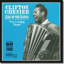 Clifton Chenier: King Of The Bayous, CD