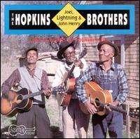 Sam Lightnin' Hopkins: Hopkins Brothers: Lightnin', Joel & Henry, CD