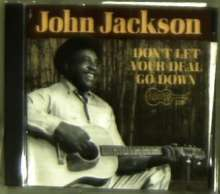 John Jackson: Don't Let Your Deal Go Down, CD