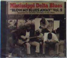 Mississippi Delta Blues In The 1960's, Vol.2, CD