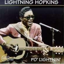 Sam Lightnin' Hopkins: Po' Lightnin', CD