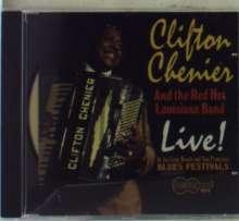 Clifton Chenier: Live!, CD