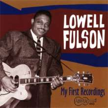Lowell Fulson: My First Recordings, CD