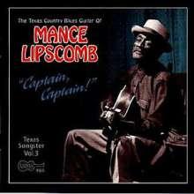 Mance Lipscomb: Captain, Captain, CD