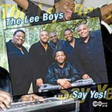 The Lee Boys: Say Yes!, CD