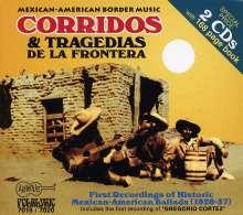 Corridos & Tragedias De La Frontera, 2 CDs