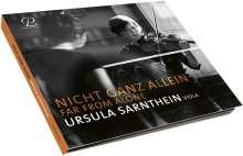 Ursula Sarnthein - Nicht ganz allein, CD