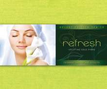 Refresh-Uplifting Solo Pia, CD