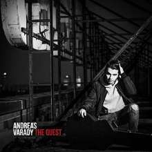 Andreas Varady: The Quest, CD