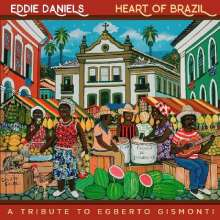 Eddie Daniels (geb. 1941): Heart Of Brazil, CD