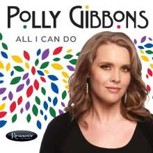 Polly Gibbons: All I Can Do, CD