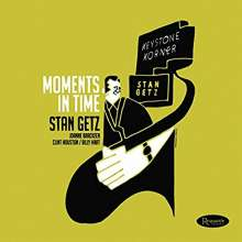 Stan Getz (1927-1991): Moments In Time, CD
