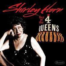 Shirley Horn (1934-2005): Live At The 4 Queens, CD