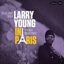 Larry Young (1940-1978): Larry Young In Paris (Live & Studio Recordings) (Deluxe Edition), 2 CDs