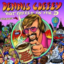 Dennis Coffey: Hot Coffey In The D (180g) (Limited-Numbered-Edition), LP