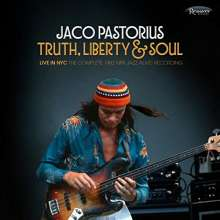 Jaco Pastorius (1951-1987): Truth, Liberty & Soul: Live 1982, 2 CDs
