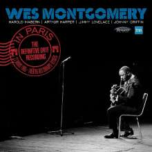 Wes Montgomery (1925-1968): In Paris, 2 CDs