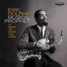 Eric Dolphy (1928-1964): Musical Prophet (remastered) (180g) (Limited-Numbered-Edition), 3 LPs