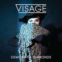 Visage: Demons To Diamonds (Mint Green Marbled Vinyl), LP
