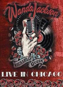 Wanda Jackson: Live In Chicago, DVD