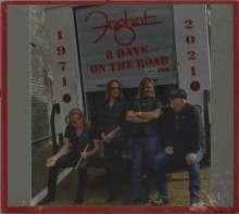 Foghat: 8 Days On The Road, 2 CDs und 1 DVD