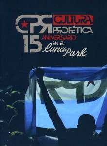 Cultura Profetica: 15 Aniversario En El Luna Park, DVD