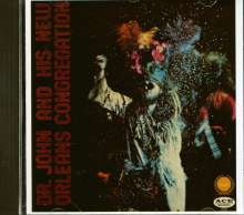 Dr. John: Dr. John And His New Orleans Congregation, CD