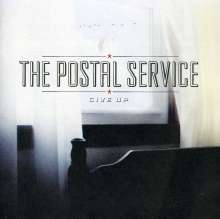The Postal Service: Give Up, CD