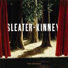 Sleater-Kinney: The Woods, 2 LPs
