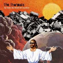 Thermals: The Body The Blood The Machine, CD