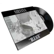 Nirvana: Bleach (180g), 2 LPs