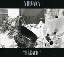 Nirvana: Bleach (Deluxe Edition), CD