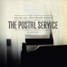 The Postal Service: Give Up (10th Anniversary Deluxe Edition) (remastered), 3 LPs