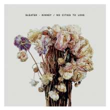 Sleater-Kinney: No Cities To Love, CD