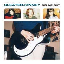 Sleater-Kinney: Dig Me Out, CD