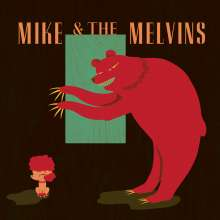 Mike & The Melvins: Three Men And A Baby, CD