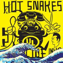 Hot Snakes: Suicide Invoice (Limited-Edition) (Colored Vinyl), LP