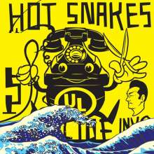 Hot Snakes: Suicide Invoice, CD