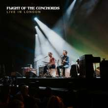 Flight Of The Conchords: Live In London, 3 LPs
