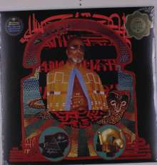 Shabazz Palaces: The Don Of Diamond Dreams (Limited Loser Edition) (Sky Blue Vinyl), LP