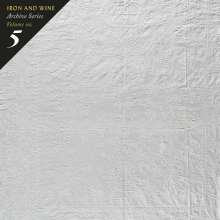 Iron And Wine: Archive Series Volume No. 5: Tallahassee Recordings, CD